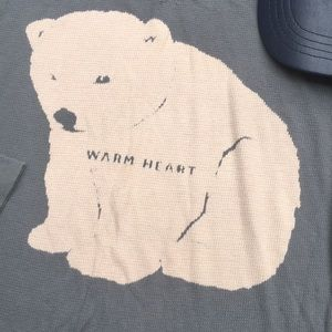 American Eagle Outfitters Tops - AEO}• Comfy polar bear shirt